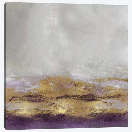Terra In Amethyst Canvas Print #JME11} by Jake Messina Canvas Print