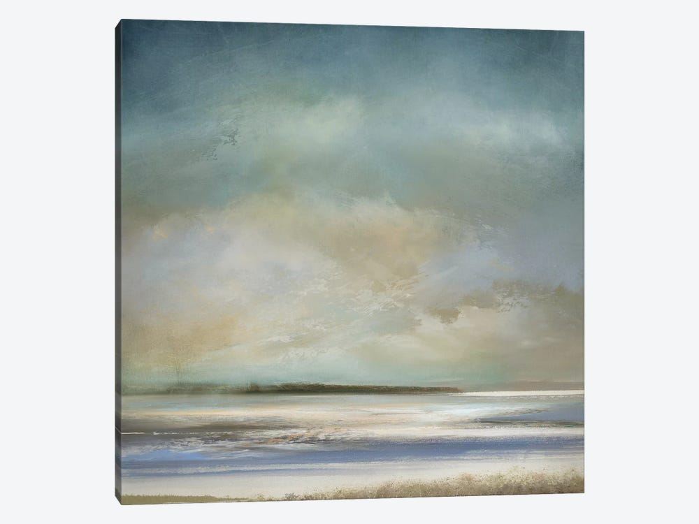 The Morning Shore 1-piece Canvas Art