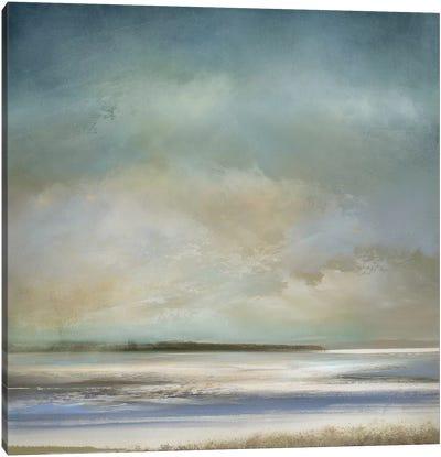 The Morning Shore Canvas Art Print