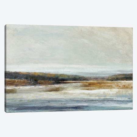 Water's Edge I Canvas Print #JME14} by Jake Messina Canvas Art