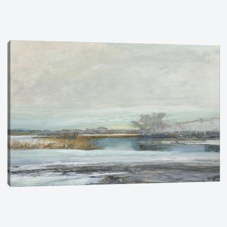 Water's Edge II Canvas Print #JME15} by Jake Messina Canvas Artwork