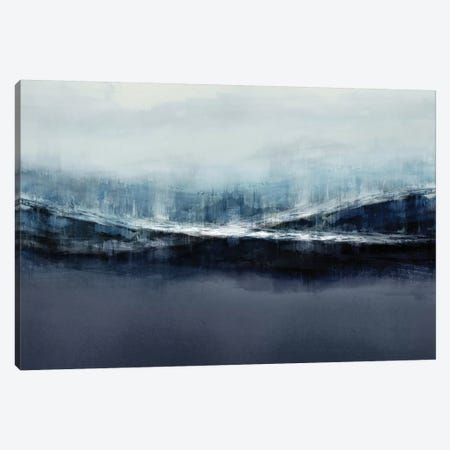 Ascending Blue Canvas Print #JME19} by Jake Messina Canvas Print