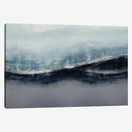 Ascending Gray Canvas Print #JME20} by Jake Messina Canvas Wall Art