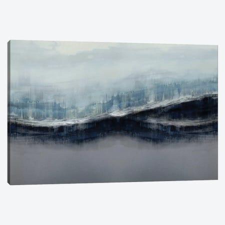 Ascending Gray Canvas Print #JME20} by Jake Messina Canvas Wall Art