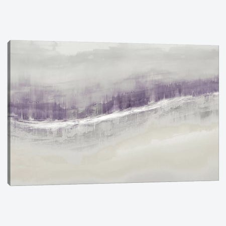 Flowing Amethyst Canvas Print #JME22} by Jake Messina Canvas Art