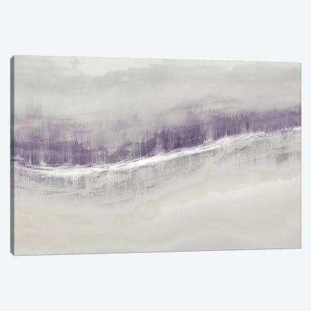 Flowing Amethyst Canvas Print #JME22} by Jake Messina Canvas Art