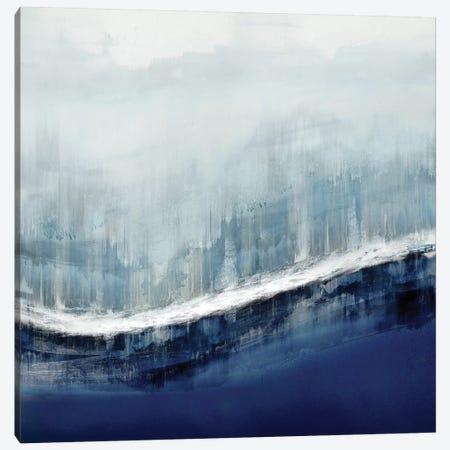 Flowing Blue Canvas Print #JME24} by Jake Messina Canvas Art Print