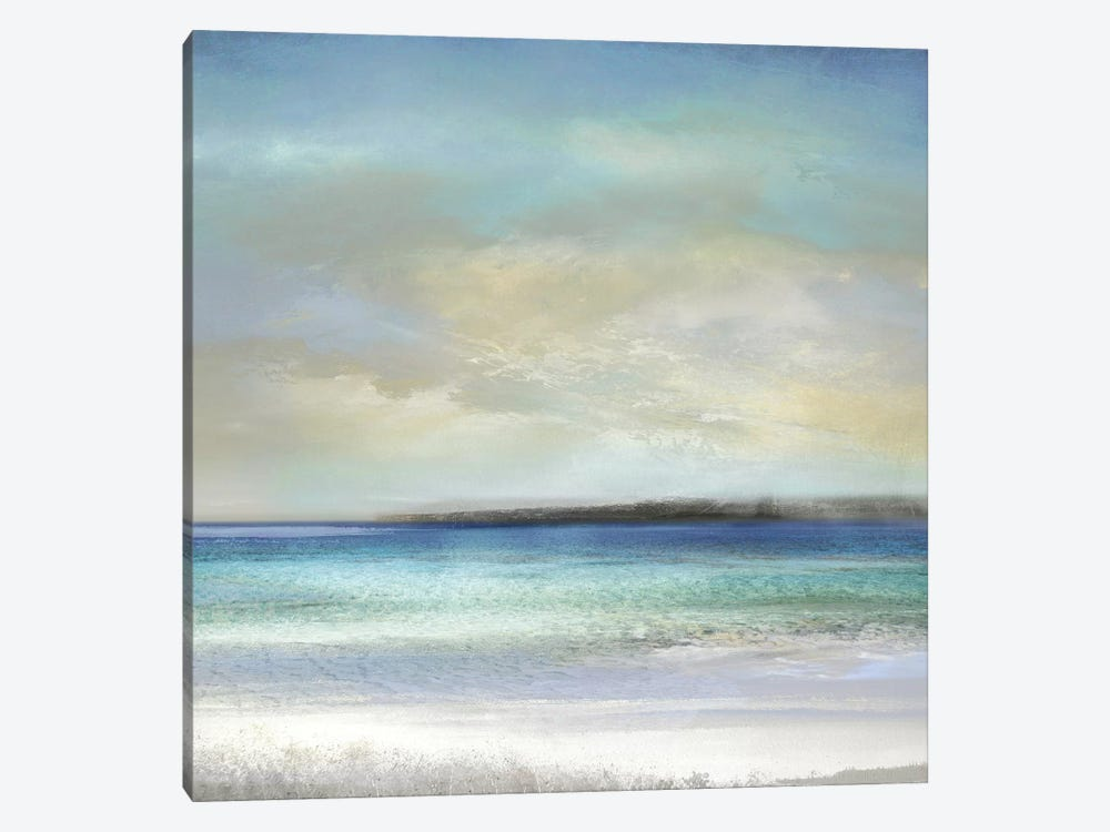 At The Shore by Jake Messina 1-piece Canvas Wall Art