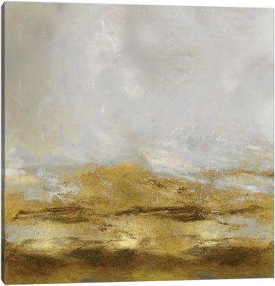 Golden Terra Canvas Art Print