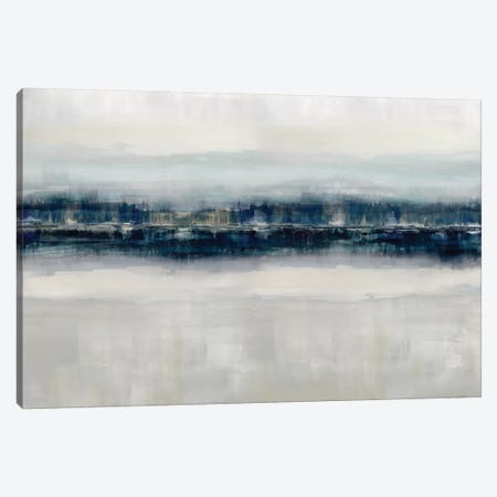 Reflections in Blue Canvas Print #JME43} by Jake Messina Canvas Artwork