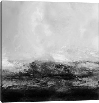 Terra in Grey Canvas Art Print