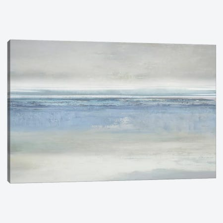 Blue Reflections Canvas Print #JME51} by Jake Messina Canvas Art Print