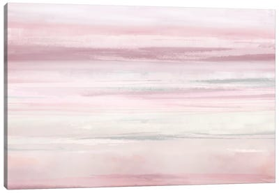 Blush Perspective IV Canvas Art Print