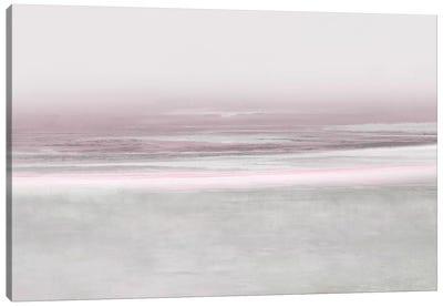 Blush Reflection Canvas Art Print