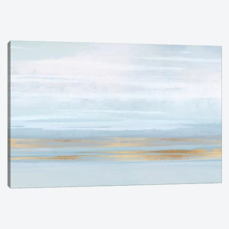 Sky Blue Perspective Canvas Print #JME60} by Jake Messina Canvas Wall Art