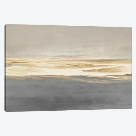 Glow on the Horizon Canvas Print #JME62} by Jake Messina Canvas Artwork