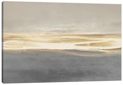 Glow on the Horizon Canvas Art Print