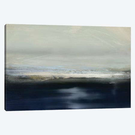 Land And Sky II 3-Piece Canvas #JME6} by Jake Messina Canvas Art