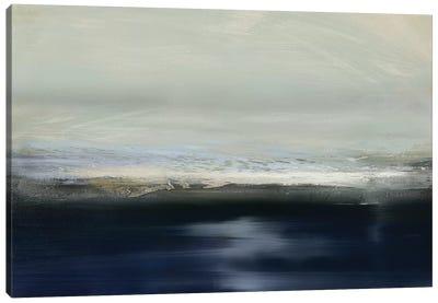 Land And Sky II Canvas Art Print
