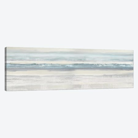 Boundless Aqua Canvas Print #JME70} by Jake Messina Art Print