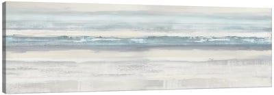 Boundless Aqua Canvas Art Print