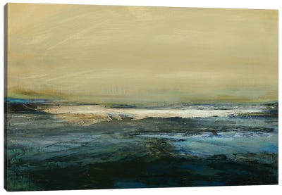 Land And Sky III Canvas Art Print