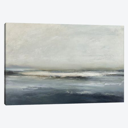 Land And Sky IV 3-Piece Canvas #JME8} by Jake Messina Art Print