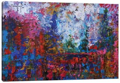 Horizon V Canvas Art Print