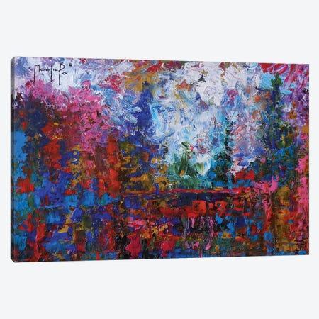 Horizon V Canvas Print #JMF16} by Joseph Marshal Foster Canvas Print