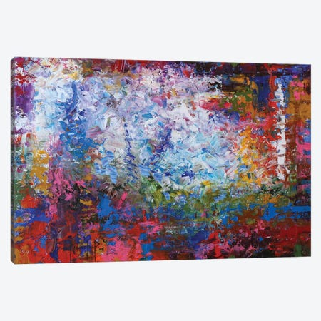 Horizon VI Canvas Print #JMF17} by Joseph Marshal Foster Art Print