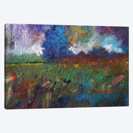 Landscape I Canvas Print #JMF18} by Joseph Marshal Foster Canvas Artwork