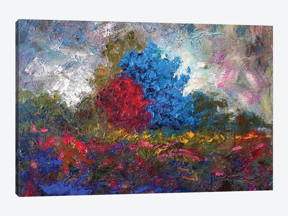 Landscape II by Joseph Marshal Foster 1-piece Canvas Artwork