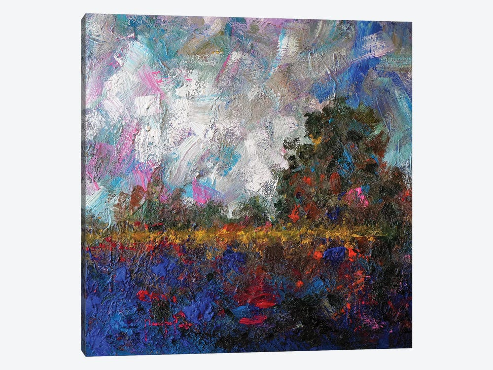Landscape III by Joseph Marshal Foster 1-piece Canvas Wall Art