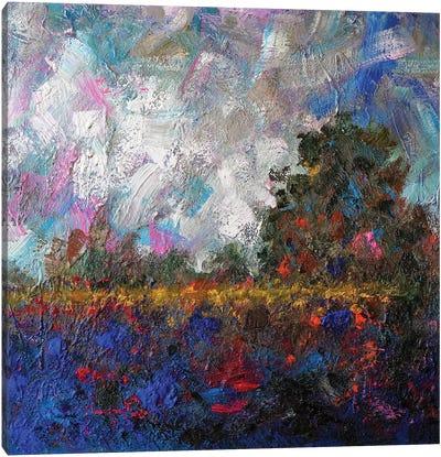 Landscape III Canvas Art Print