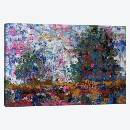 Landscape V Canvas Print #JMF22} by Joseph Marshal Foster Canvas Print
