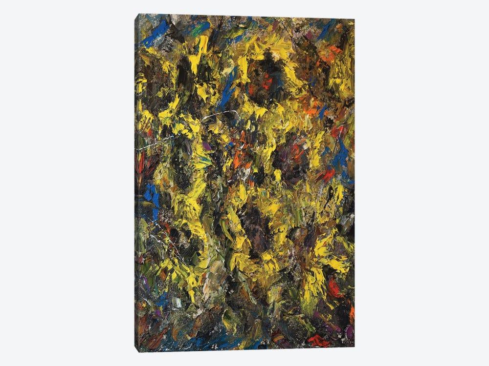 Sunflowers by Joseph Marshal Foster 1-piece Canvas Art