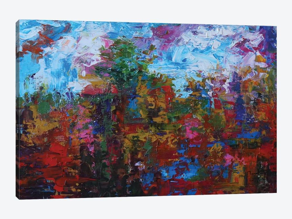 The Horizon IV by Joseph Marshal Foster 1-piece Canvas Art Print