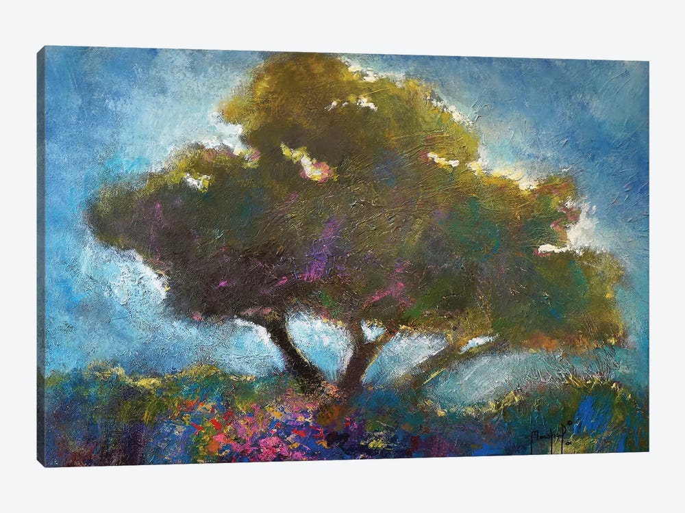 Tree Of Life by Joseph Marshal Foster 1-piece Canvas Print