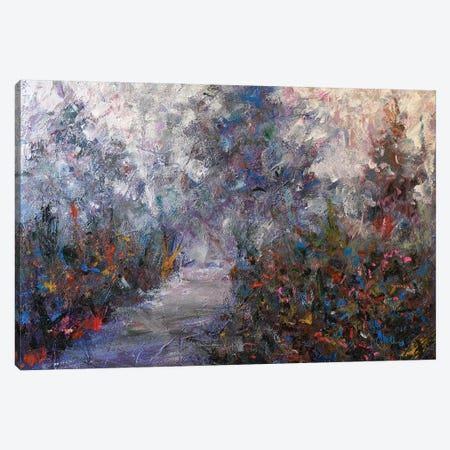 Walking Path I Canvas Print #JMF44} by Joseph Marshal Foster Canvas Artwork