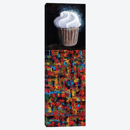 Cupcake Canvas Print #JMF49} by Joseph Marshal Foster Canvas Art Print