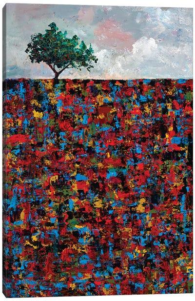 One Canvas Art Print