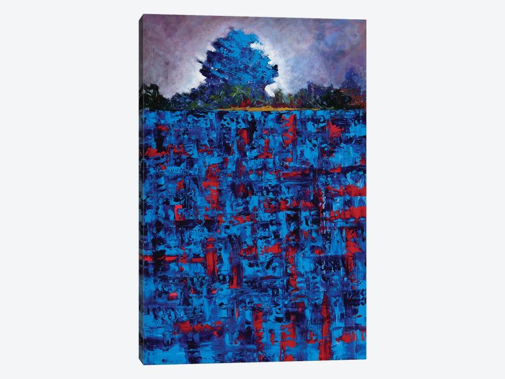 Blue Daze by Joseph Marshal Foster 1-piece Canvas Art Print