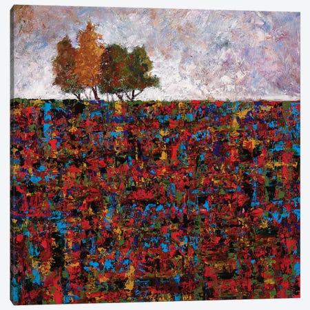 High Rise Canvas Print #JMF58} by Joseph Marshal Foster Canvas Wall Art