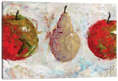 Three Sisters Canvas Art Print
