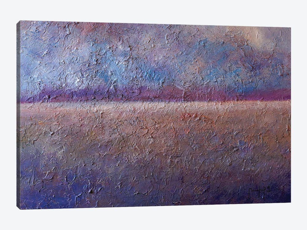 Blue Horizon by Joseph Marshal Foster 1-piece Canvas Artwork