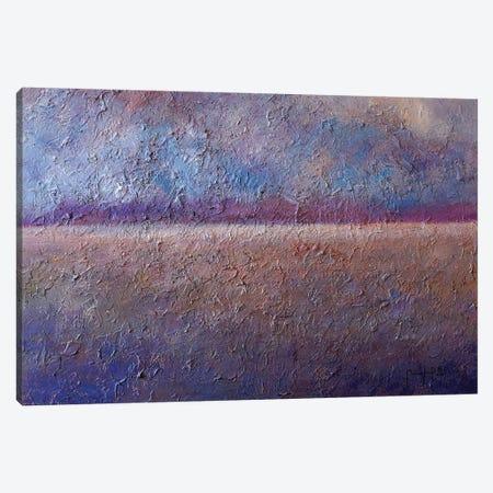 Blue Horizon Canvas Print #JMF7} by Joseph Marshal Foster Art Print