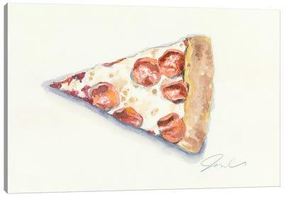 Pizza Canvas Print #JMG24