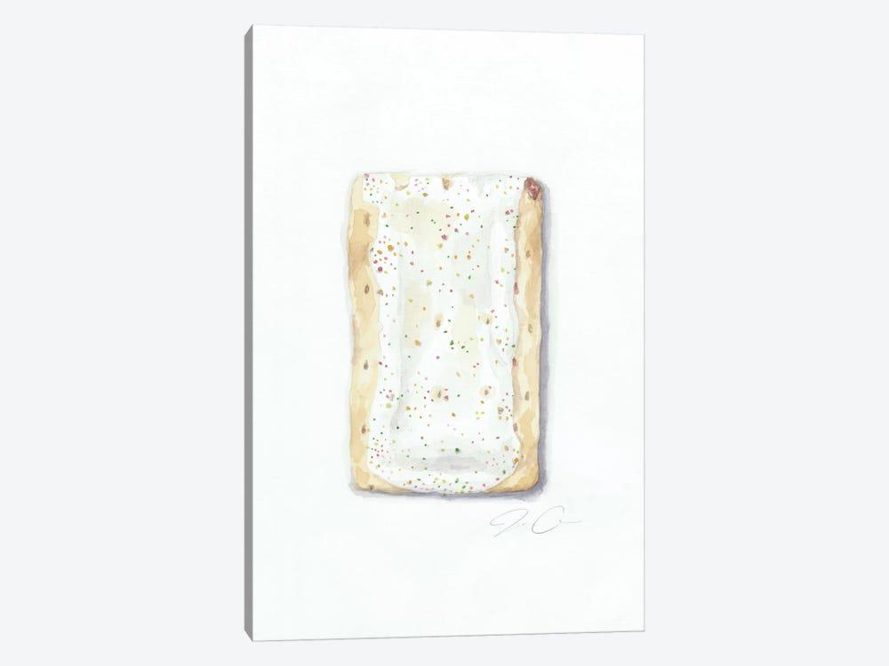 Strawberry Pop-Tart by Jackie Graham 1-piece Art Print