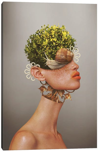 Natura Paradiso Canvas Art Print