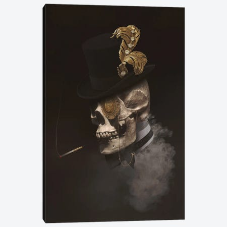 Jack Canvas Print #JMH9} by Jordan Marchand Canvas Artwork
